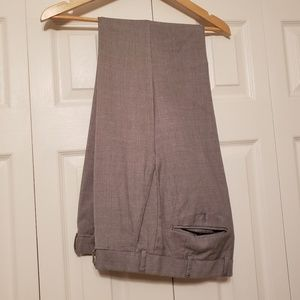Estrato Hiltl Stretch Gray Dress Pants